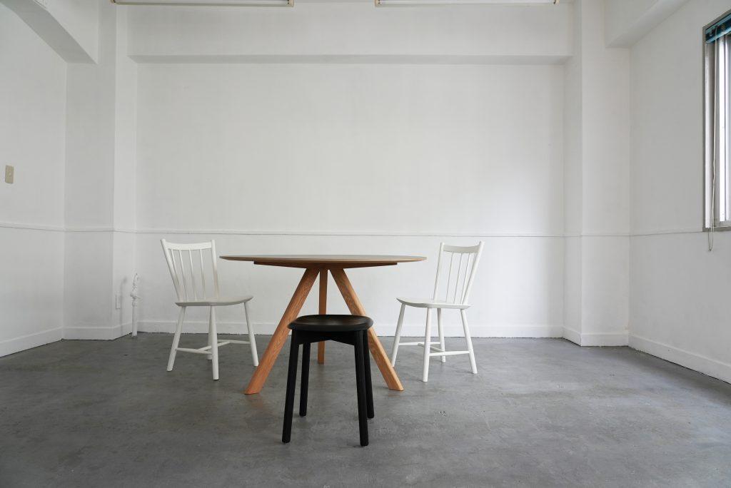 事務所のDIY/床コンクリート